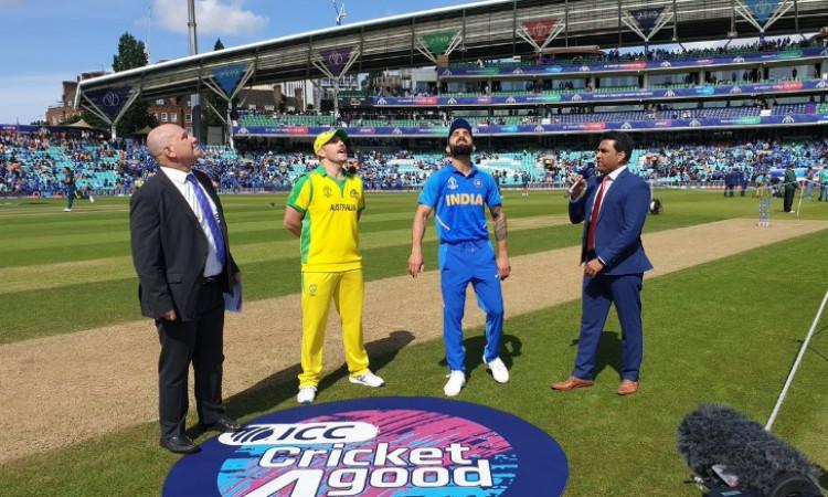 toss IND vs AUS