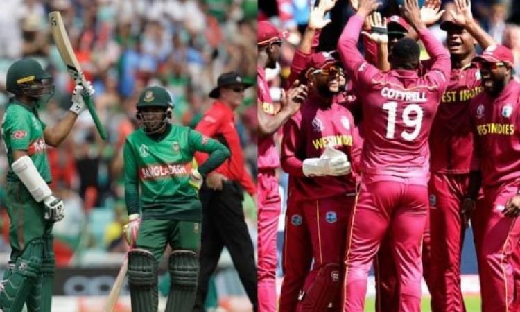 वर्ल्ड कप 2019 Match 23: वेस्टइंडीज Vs बांग्लादेश, मैच से जुड़ी अपडेट्स  Images