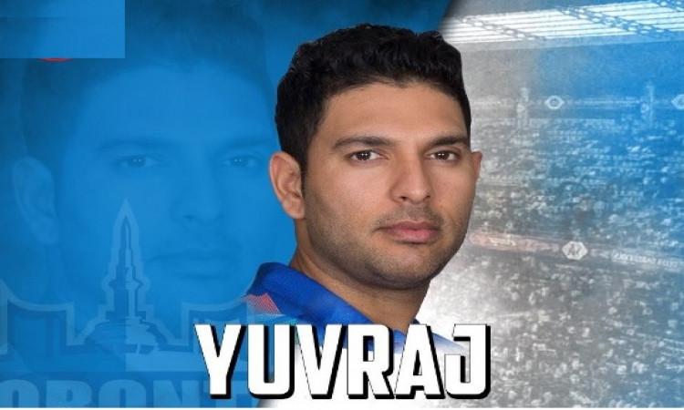 युवराज सिंह की वापसी, इस विदेशी टी-20 लीग में खेलते हुए आएंगे नजर Images