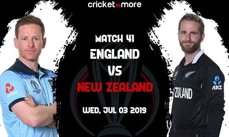 Newzealand vs England