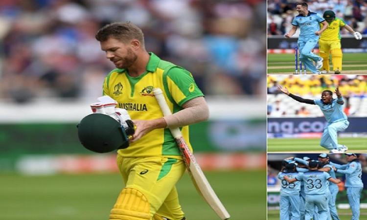 वर्ल्ड कप (सेमीफाइनल) : आस्ट्रेलिया Vs इंग्लैंड ( प्लेइंग XI की पूरी लिस्ट) Images
