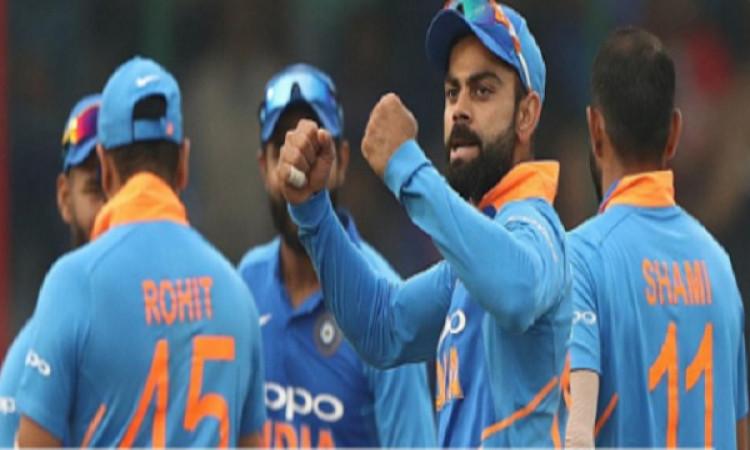 वेस्टइंडीज दौरे के लिए टीम इंडिया का हुआ ऐलान, धोनी के चेहते खिलाड़ी को नहीं मिली टीम में जगह Images