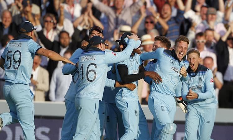 England CWC19 team
