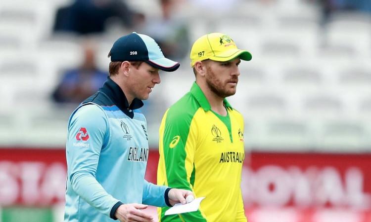 England vs Australia 2nd Semi Final