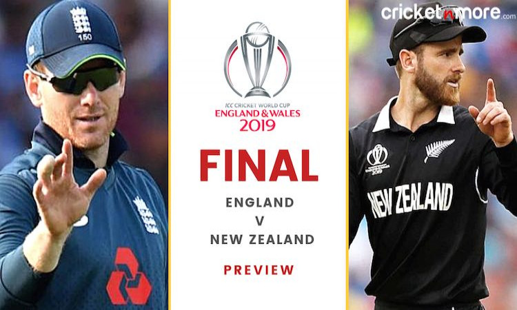 England vs NZ CWC19 Final Preview