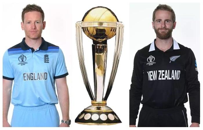 England vs New Zealand Final