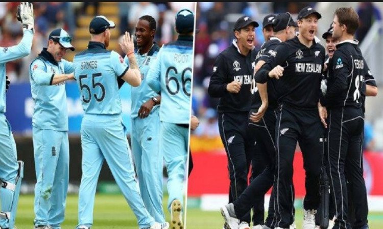 England vs Newzealand