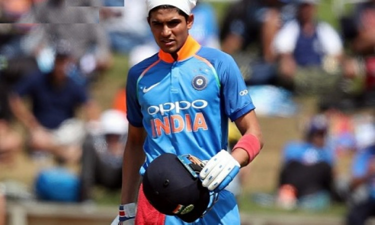 Ignoring Shubman Gill for Windies tour angers fans Images