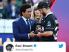 Ravi Shastri posted a tribute to Kane Williamson Images