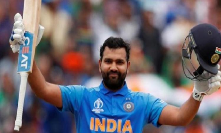 श्रीलंका के कप्तान दिमुथ करुणारत्ने ने रोहित शर्मा को ऐसा कहकर दी चेतावनी Images