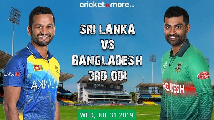 Sri Lanka vs Bangladesh