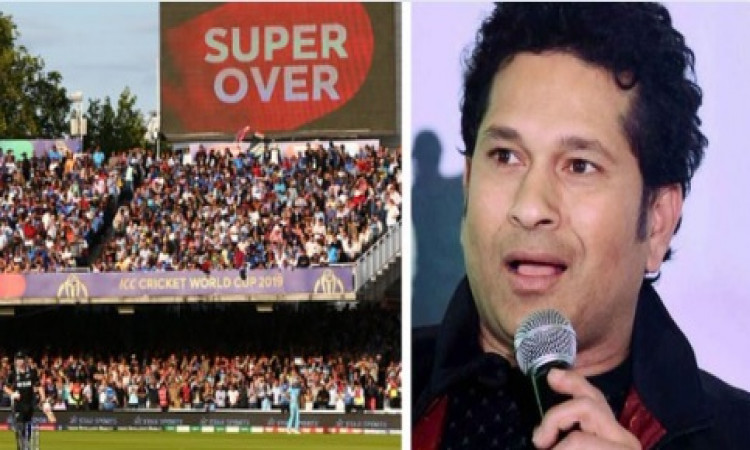 You had a great WC: Sachin told Kane after NZ loss Images