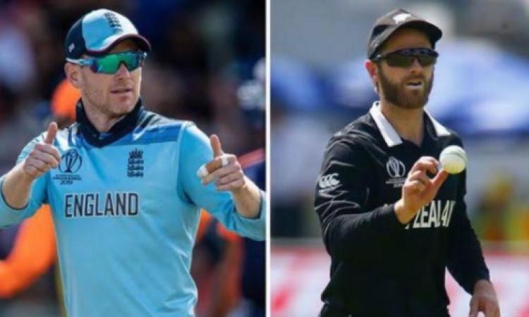 Final – न्यूजीलैंड Vs इंग्लैंड, लॉर्ड्स, रविवार (14 जुलाई) Images