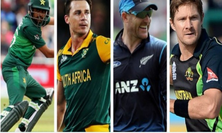 Star-studded line up at Euro T20 Slam Player Draft- FULL LIST Images