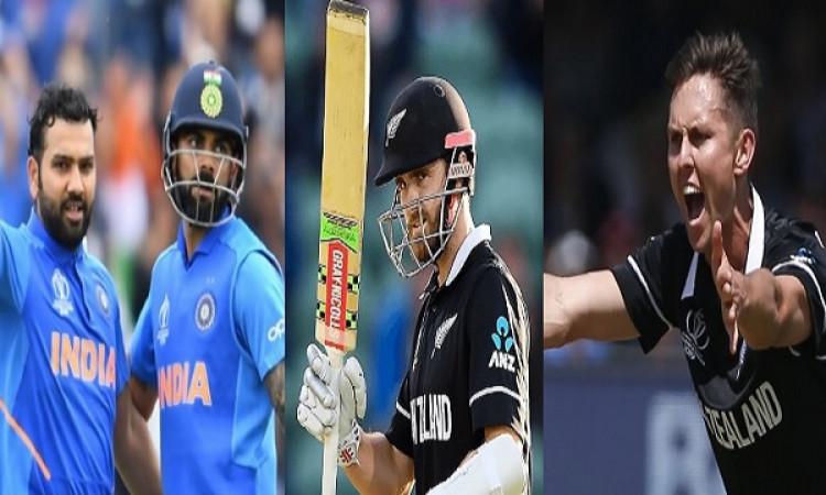 भारत Vs न्यूजीलैंड: सेमीफाइनल में इन खिलाड़ियों के बीच होगी जबरदस्त भिड़ंत, जानिए ! Images