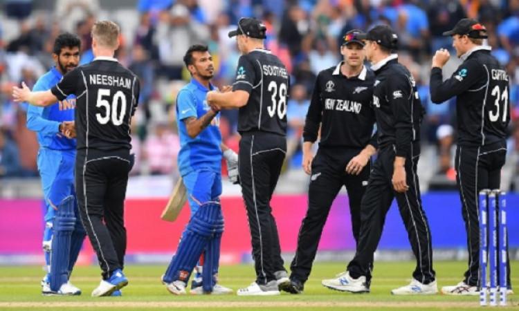 सेमीफाइनल में न्यूजीलैंड से 18 रनों से हारी भारत, न्यूजीलैंड की जीत में ये बने हीरो Images