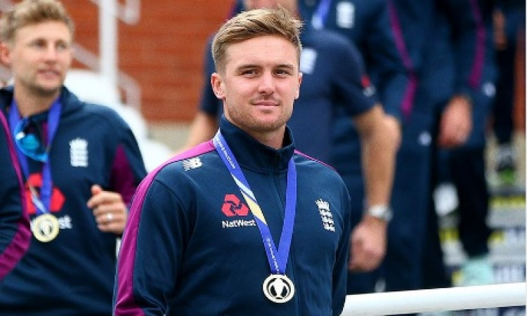 Jason Roy receives maiden Test call-up Images