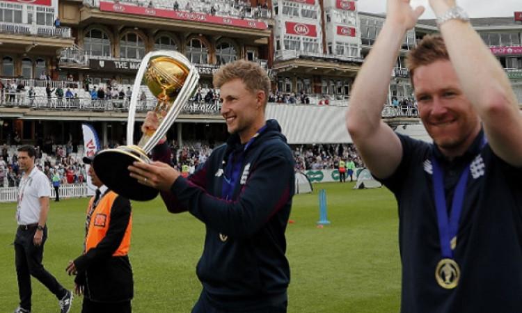 वर्ल्ड कप जीतने के बाद जो रूट ने किया ऐलान, एशेज भी इंग्लैंड टीम जीतेगी ! Images