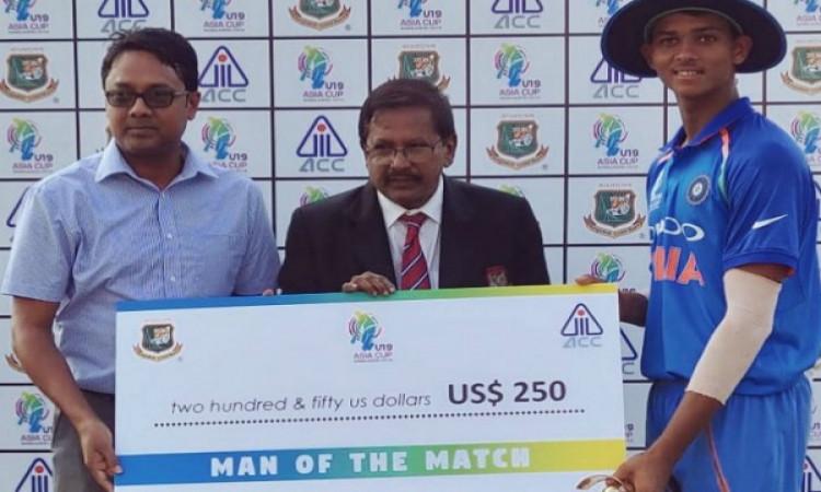 त्रिकोणीय सीरीज में भारत यू-19 टीम का ऐलान, इंग्लैंड यू-19 को हराया Images