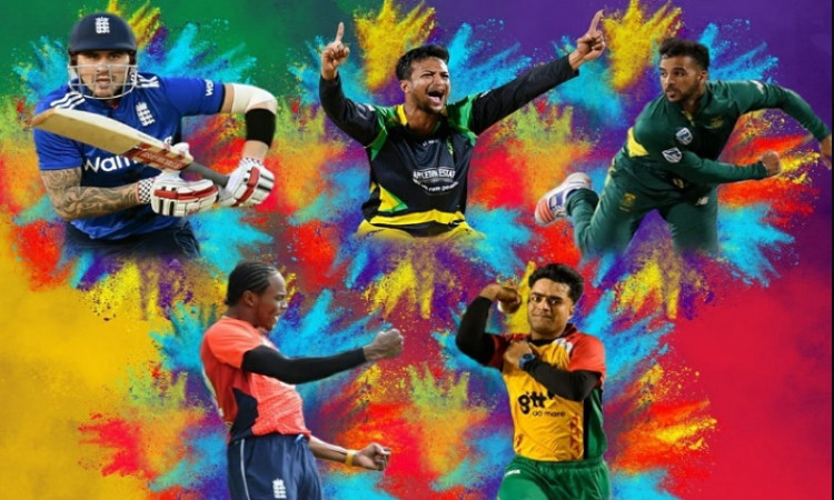 Caribbean Premier League 2019 hindi schedule