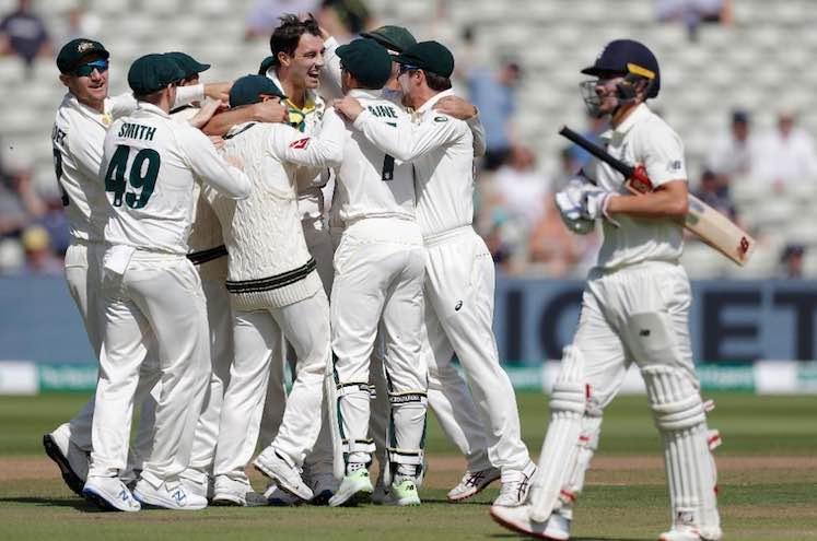England vs Australia first Ashes test