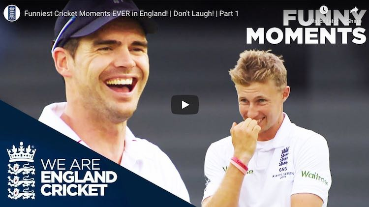 Funniest Cricket Moments EVER in England