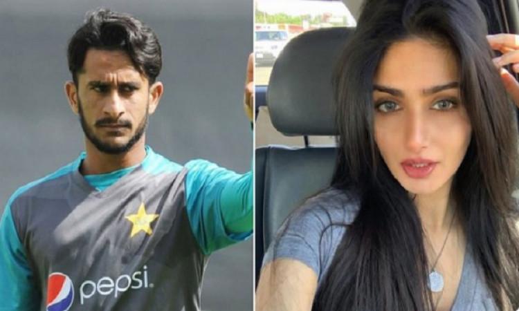 पाकिस्तान के तेज गेंदबाज हसन अली भारत की खूबसूरती लड़की से इस तारीख को करने वाले हैं शादी ! Images
