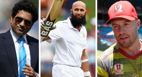 हाशिम अमला ने इंटरनेशनल क्रिकेट से लिया संन्यास, दिग्गजों ने इस तरह से दी शुभकामनाएं Images