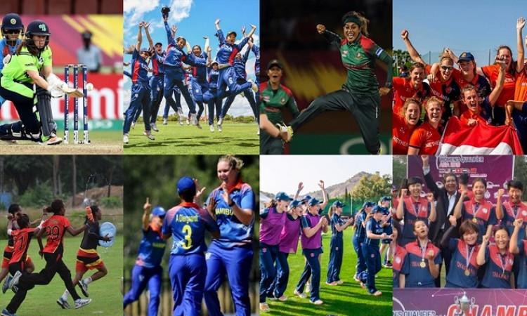 ICC Women's T20 World Cup Qualifier 2019