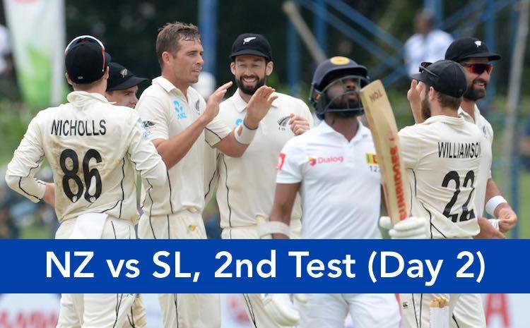 SL vs NZ