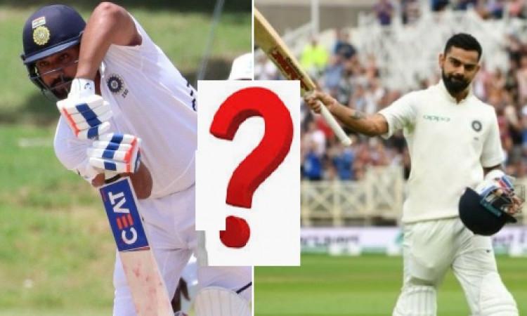 वेस्टइंडीज के खिलाफ दूसरे टेस्ट में क्या रोहित शर्मा को मिलेगा मौका ? कैसी होगी प्लेइंग XI ! Images