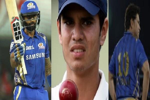 सचिन तेंदुलकर के लिए खुशखबरी, क्योंकि बेटे अर्जुन तेंदुलकर को इस टीम ने दिया इतना बड़ा ब्रेक ! Image