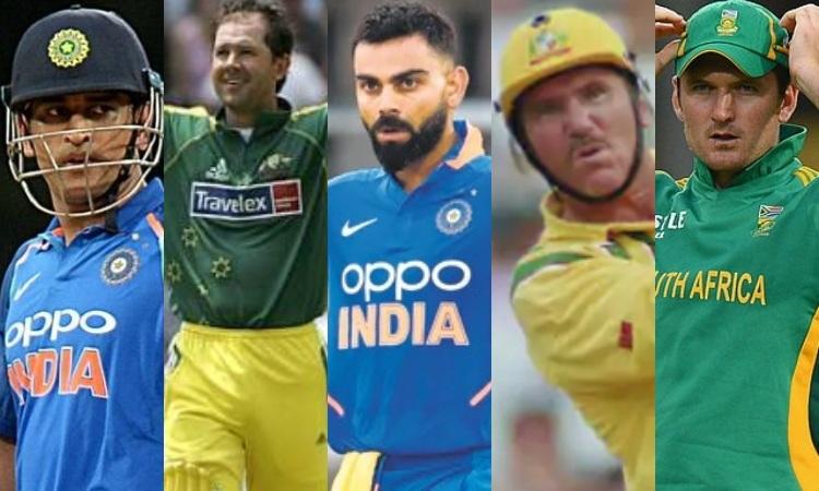 Fastest to 10000 runs in International cricket