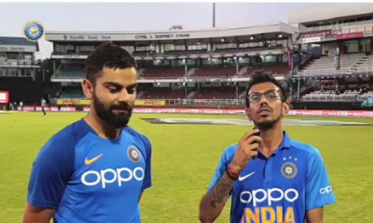 IND vs WI: विराट कोहली ने अपनी कप्तानी के अंदाज को लेकर चहल टीवी पर कही ये बात  Images