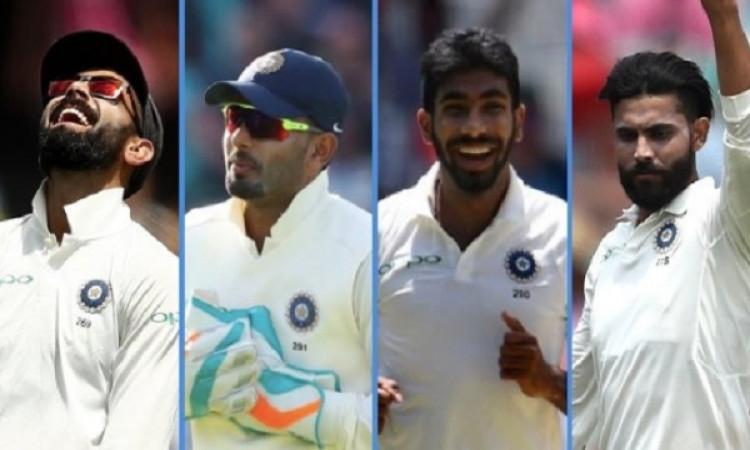 टेस्ट चैम्पियनशिप की विजयी शुरुआत करना चाहेगी भारतीय टीम ( मैच प्रीव्यू) Images