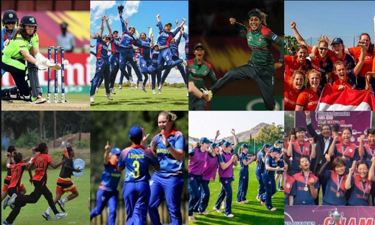 Women's T20 World Cup Qualifier 2019