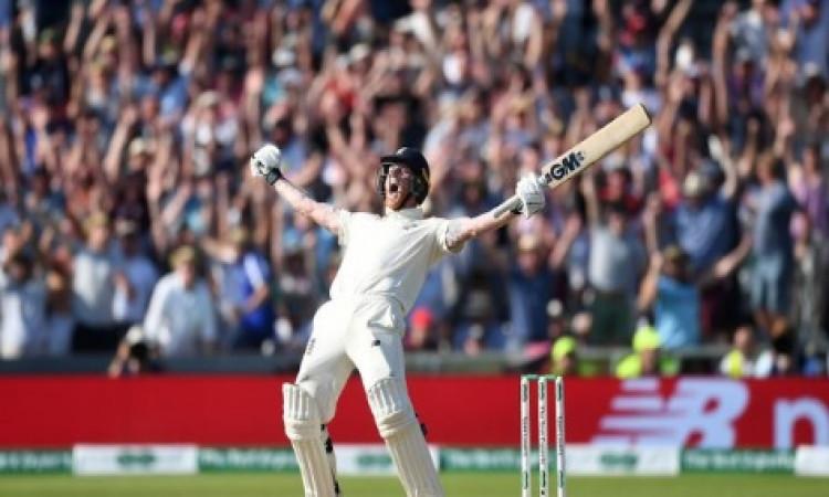 बेन स्टोक्स ने 1 रन से इंग्लैंड को दिलाई जीत, बन गया ऐसा अनोखा और दिलचस्प रिकॉर्ड Images