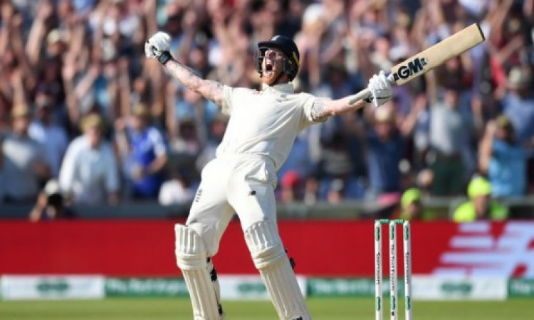 Ashes heroics sees Stokes move to 2nd in all-rounders' ranking Images
