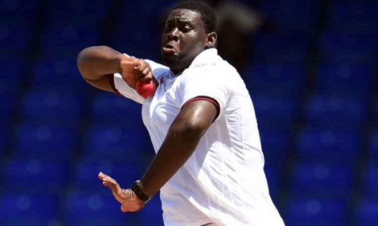 140 किलो वजनी रखीम कोर्नवाल का खुलासा, इस कारण मुझे मिली वेस्टइंडीज टेस्ट टीम में मौका ! Images