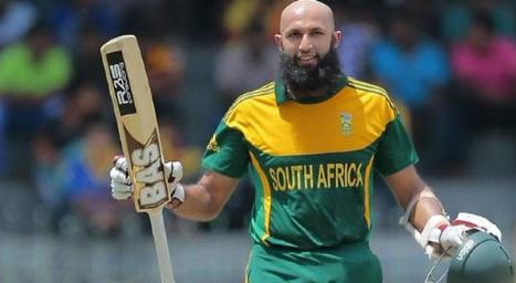 साउथ अफ्रीका दिग्गज हाशिम अमला ने इंटरनेशनल क्रिकेट से लिया संन्यास Images