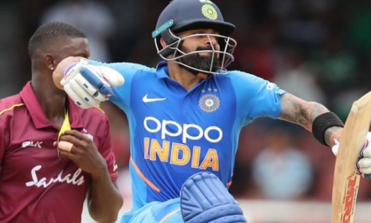 वेस्टइंडीज के खिलाफ तीसरे वनडे में भारत की प्लेइंग इलेवन में  बदलाव होने की संभावना, जानिए ! Images