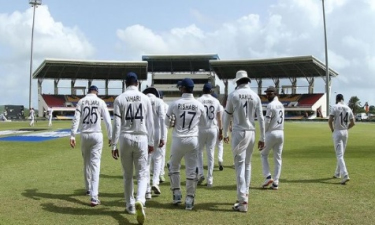 India take 75-run lead, West Indies all out for 222 Images