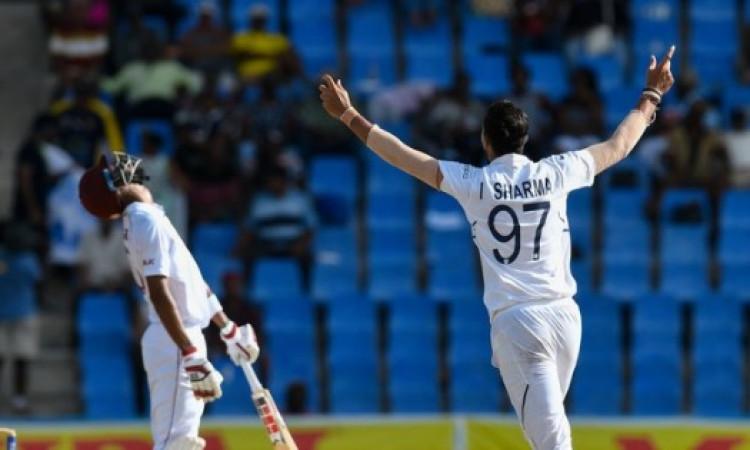 दूसरे टेस्ट मैच में इशांत शर्मा के पास महान कपिल देव के इस रिकॉर्ड को तोड़ने का मौका Images