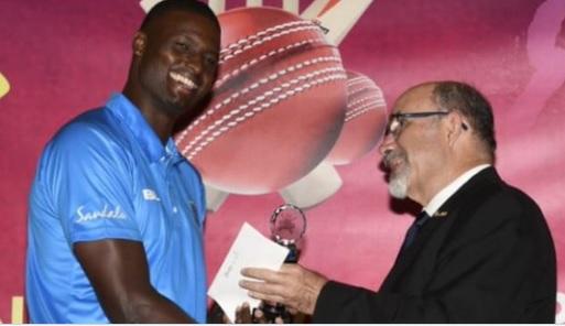 जेसन होल्डर बने वेस्टइंडीज के टेस्ट प्लेयर ऑफ द ईयर Images