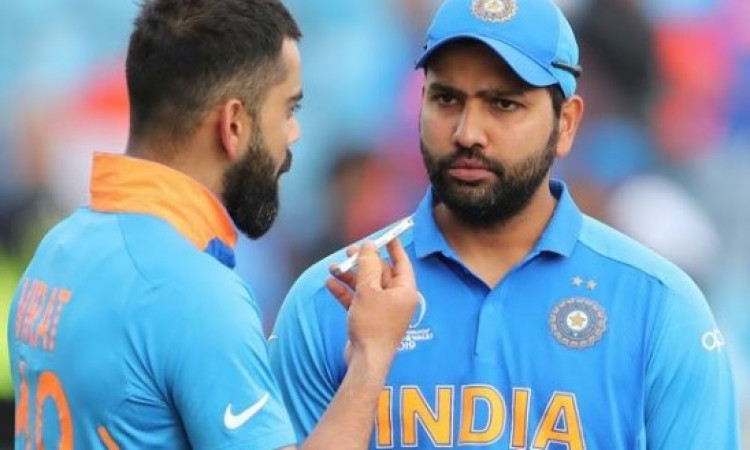 Kohli-Rohit rift stories are here to stay, feels Gavaskar Images