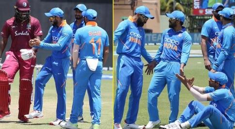 बारिश के कारण मैच रद्द होने पर विराट कोहली का आया ऐसा बयान,कहा मजा किरकिरा हो जाता है ! Images