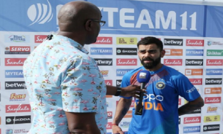 Pant is our future, we need to give him space: Kohli Images