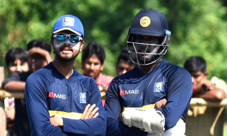 Chandimal, Mathews in SL squad for 1st NZ Test Images