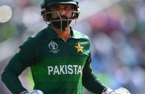 मिडिलसेक्स ने पाकिस्तान के ऑलराउंडर मोहम्मद हफीज को अपने साथ जोड़ लिया Images