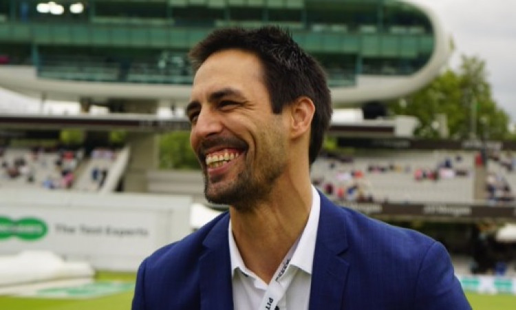 आस्ट्रेलिया के पूर्व तेज गेंदबाज मिशेल जॉनसन को एमसीसी के आजीवन सदस्य बने Images